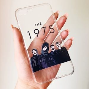 Accessories - The 1975 Band iPhone Case